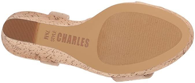 910f767d43 Amazon.com   Style by Charles David Women's Link Wedge Sandal   Platforms &  Wedges