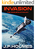 Invasion: The complete three book set