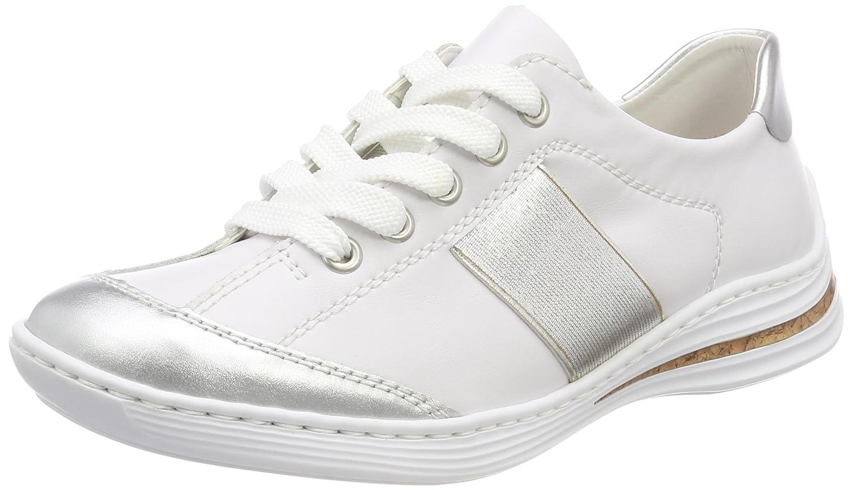 Rieker Damen M3553 Sneaker