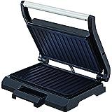 BLACK+DECKER Grill Prensa com Antiaderente Cerâmico Preto G800-B2