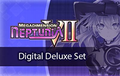 Megadimension Neptunia VII Digital Deluxe Set [Online Game Code]