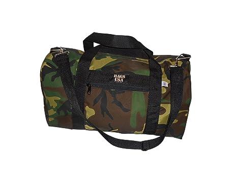 5ad65c1e2f56 Amazon.com  BAGS USA Sport gym or travel bag with side pocket Made ...
