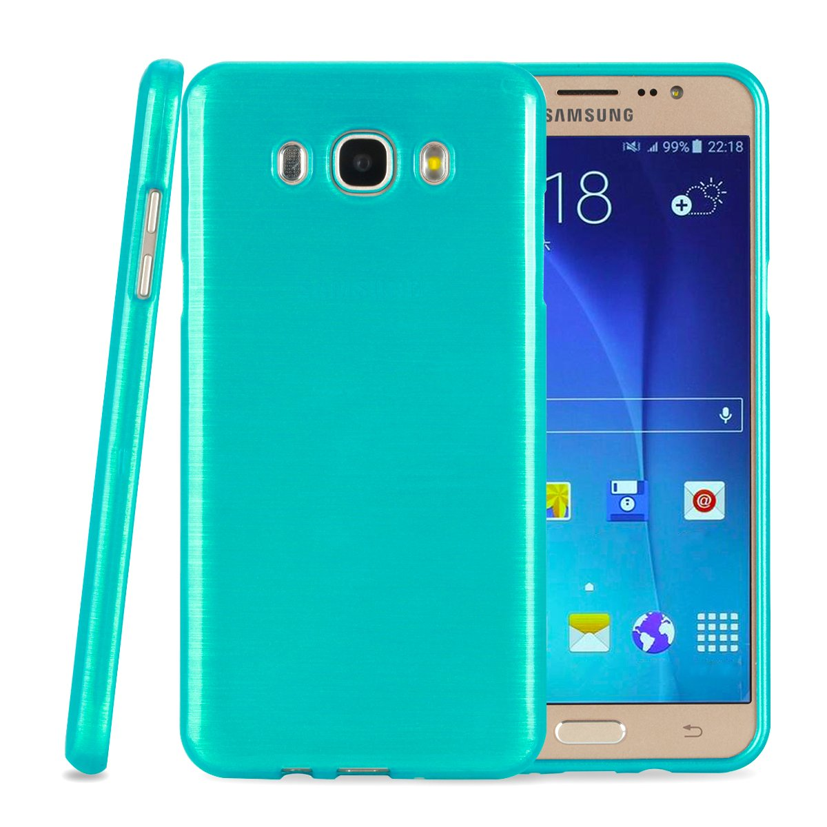 Funda Carcasa Gel para Galaxy J7 (2016), 11:11 Accessories ...