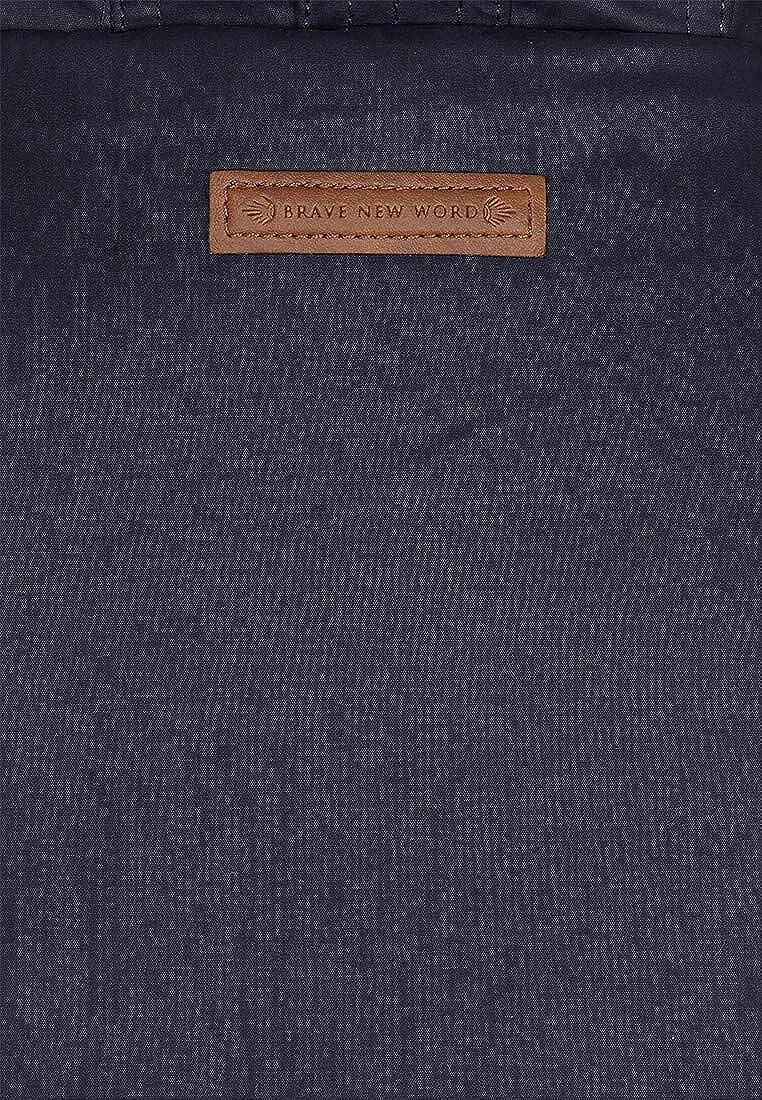 Naketano Damen Jacke Spritzgeb/äck Notdienst Jacket