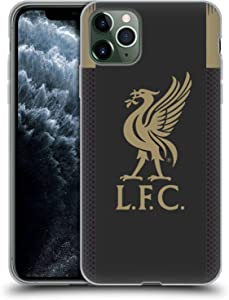 Head Case Designs Officially Licensed Liverpool Football Club Home Goalkeeper 2019/20 Kit Soft Gel Case Compatible with Apple iPhone 11 Pro Max