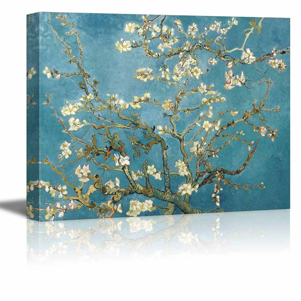 Vincent Van Gogh Print Almond Blossoms Home Kitchen Wall Decor ...
