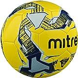 Mitre Primero Ballon d'entraînement Blanc/Marine/Argent Taille 5