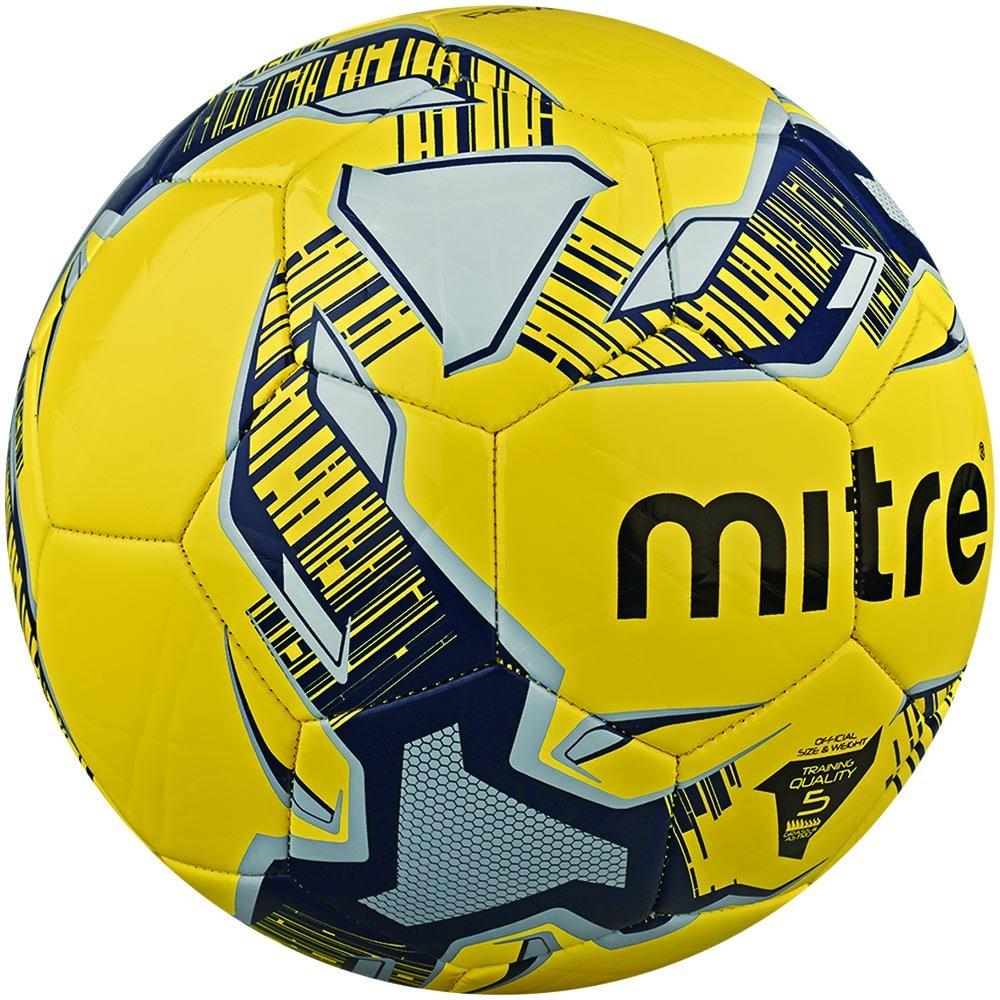 Mitre Primero - Balón de fútbol, Color Amarillo, Talla Size 3 ...