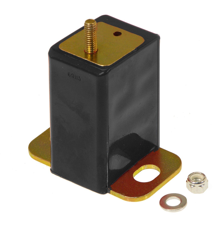 Prothane 4-1602-BL Black Transmission Mount Kit