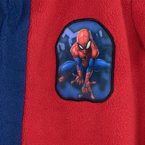 Spiderman El Hombre Araña- Bata para niños - Marvel Rojo - 8-9 ...