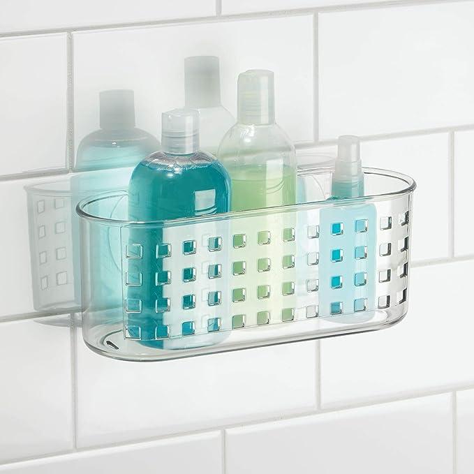 Portasapone da bagno e doccia con contenitore di plastica colore: blu THUMBGEEK