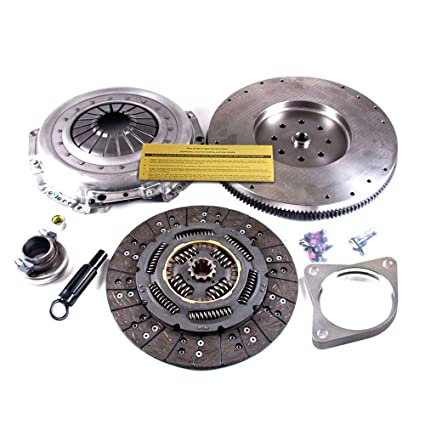 Amazon.com: LUK CLUTCH KIT& FLYWHEEL for 98-05 DODGE RAM 2500 3500 5.9L TURBO DIESEL 5-SPEED: Automotive