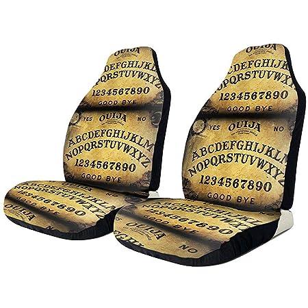 Amazon.es: Hirkeld Fundas de Asiento de Coche Vintage Retro Ouija ...