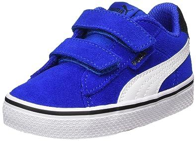 Puma Unisex Kids  1948 Vulc V Inf Low-Top Sneakers  Amazon.co.uk ... 1d16f4716