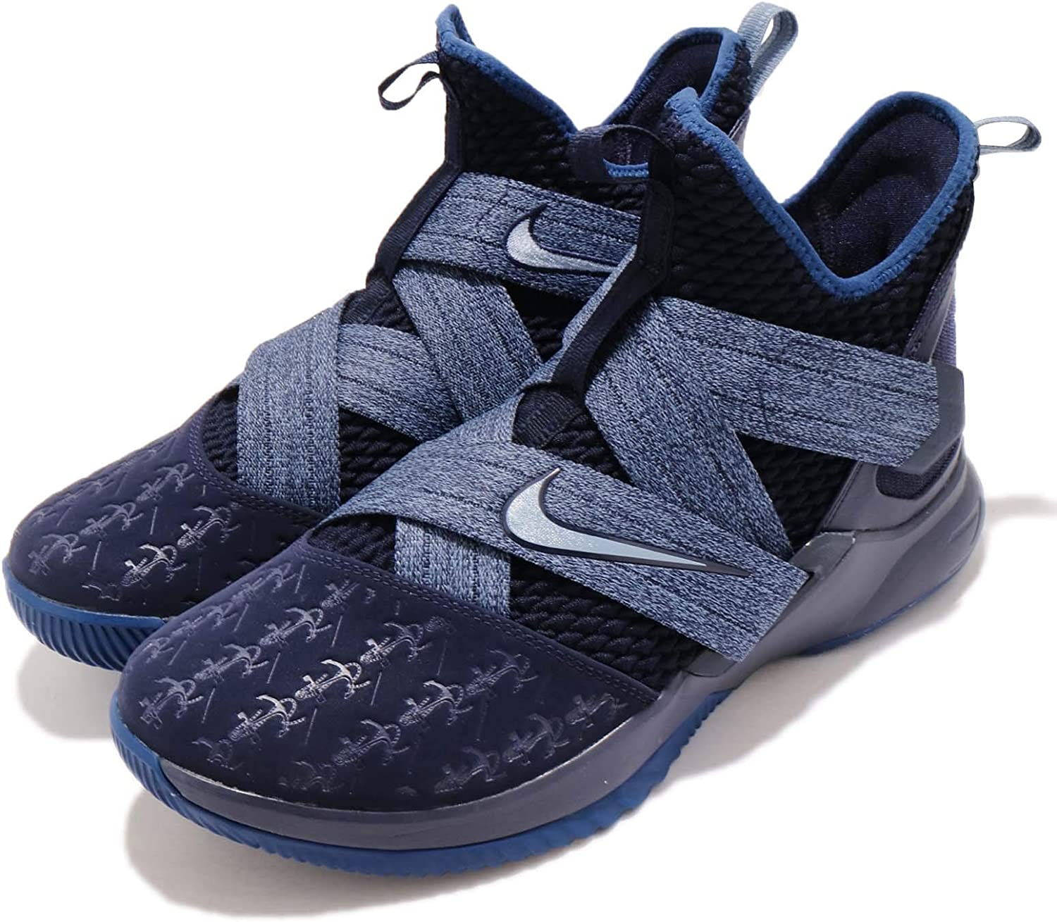 Lebron Soldier XII EP, Blackened Blue