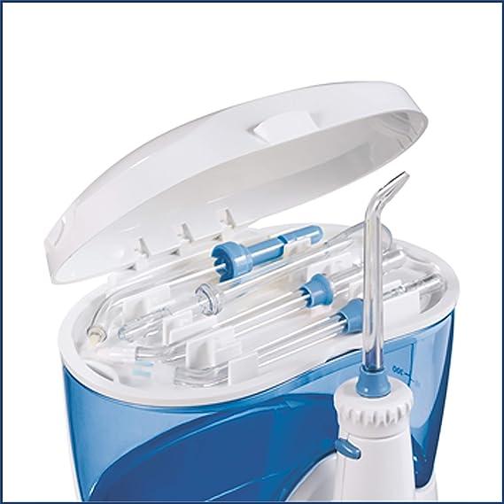Waterpik WP-100 - Producto de cuidado dental, Azul/ Blanco: Amazon ...