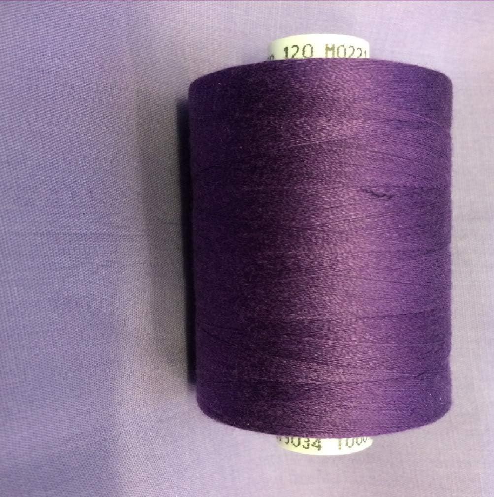 Coats Moon 120s - Máquina de coser (hilo de poliéster, algodón ...
