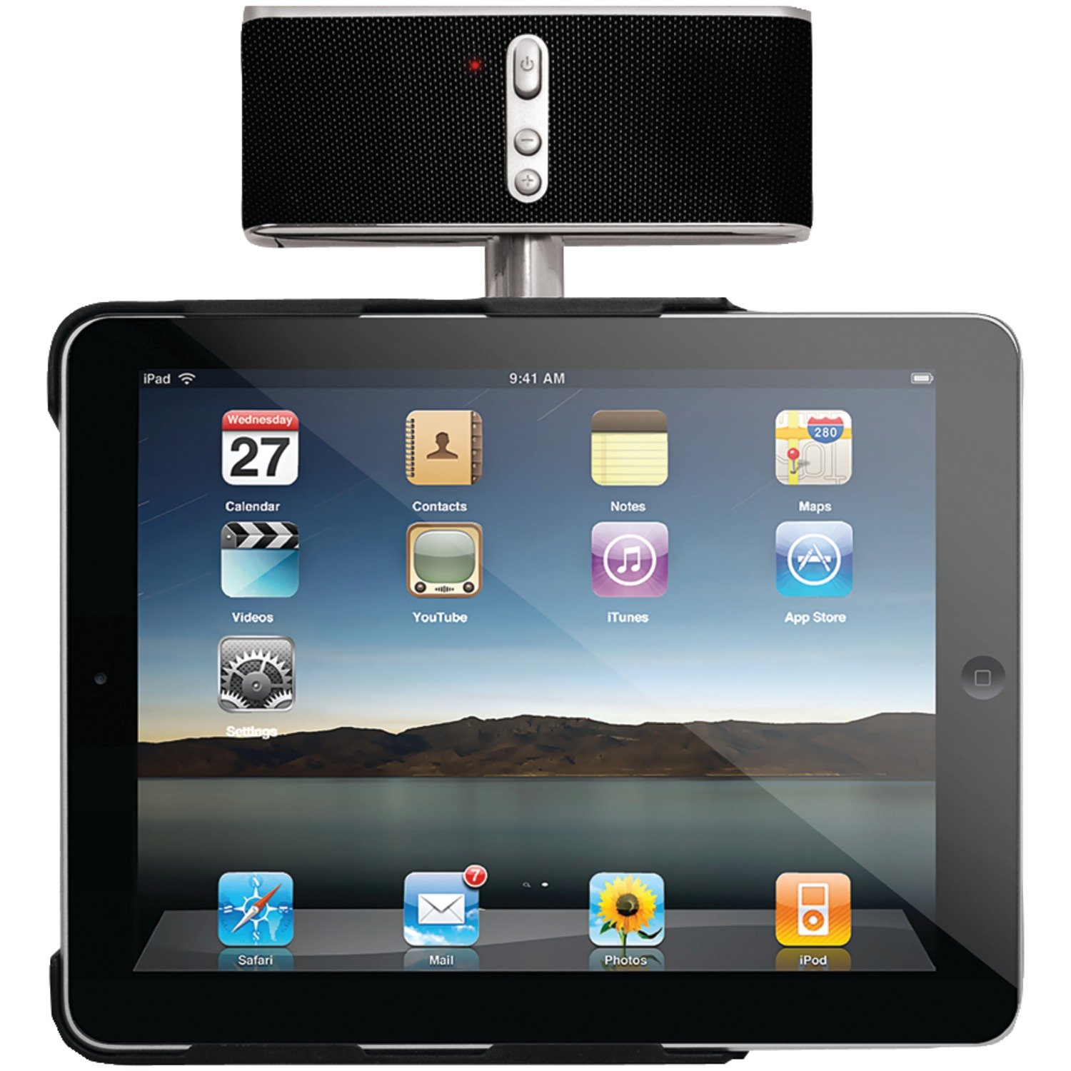 Amazon Innovative Technology Under Cabinet Mount for iPad with