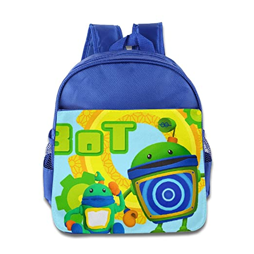 a14252d74a39 Amazon.com: Kids Bot Team Umizoomi School Backpack Fashion Style ...
