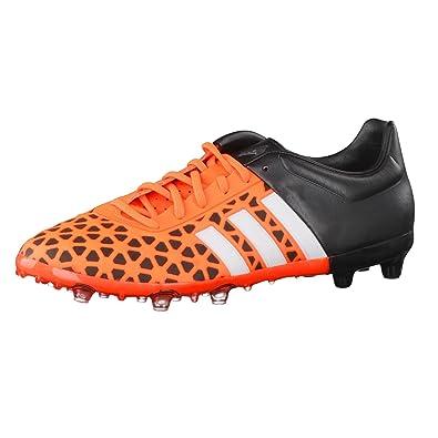 e87a72d6c adidas Soccer shoes ACE 15.1 FG/AG Jr AF5088 solar orange/ftwr white ...