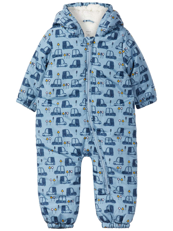 NAME IT Baby Schneeanzug Overall Wagenanzug Suit 13155606
