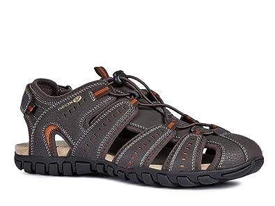 2e1b16adfe4be Geox Herren Trekking Sandalen Sand.MITO U92Q2B Männer Outdoor-Sandale