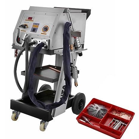 lovshare 5600 un coche Dent extractor 16 kW Spot soldador 380 V vehículo Kit de reparación ...