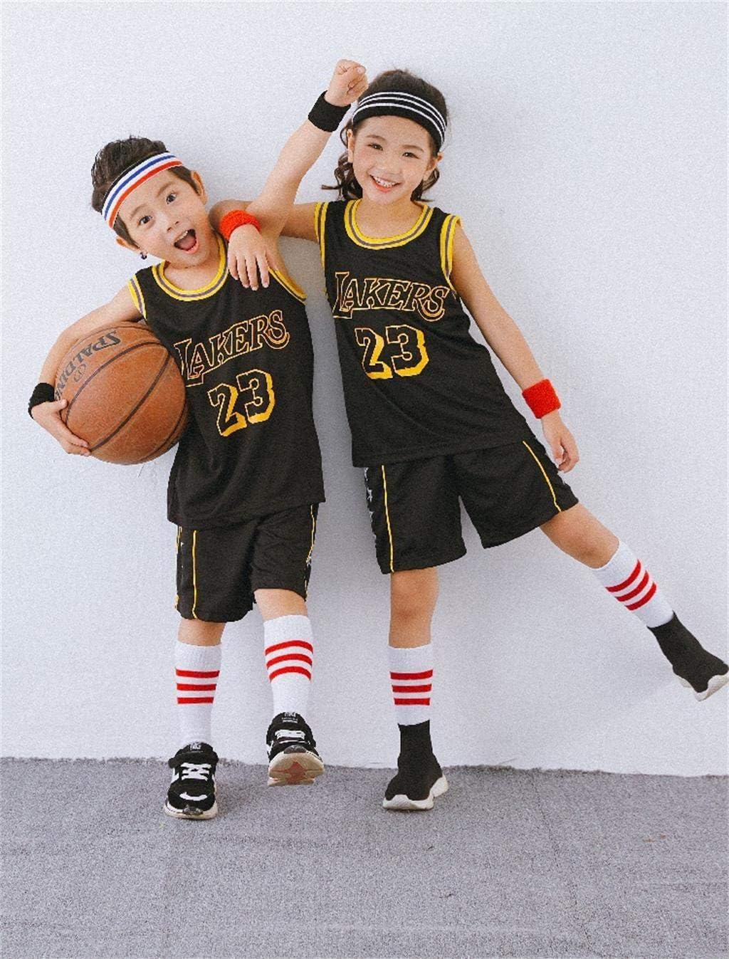 Conjunto De Camiseta Deportiva De La NBA para Niños, Niños, Bulls ...