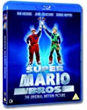 Super Mario Bros [Blu-ray] [Import anglais]