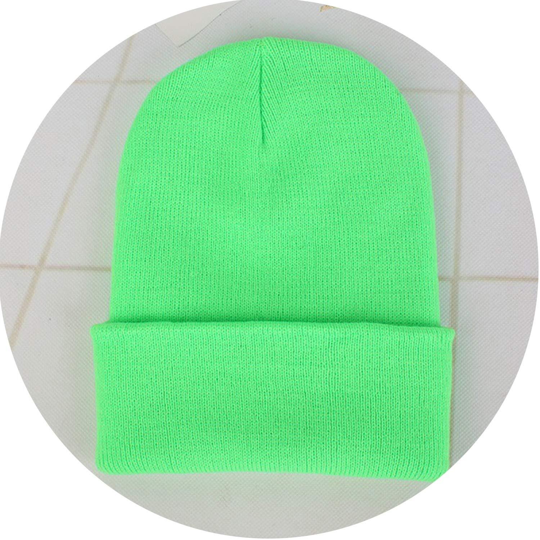 71e7ddeb8 Beanies Knitted Solid Cute Hat Beanie Caps Warmer Bonnet Ladies ...