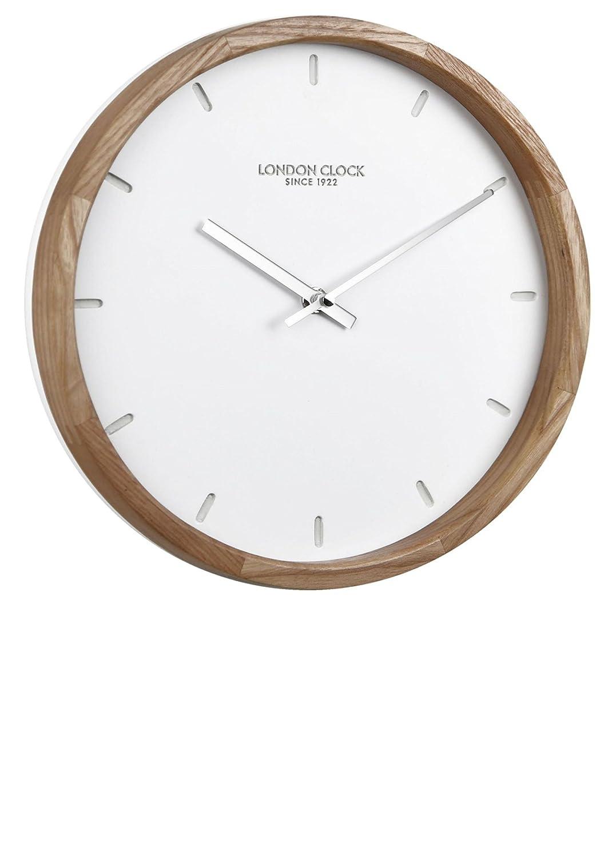 Wanduhr mit batteriebetriebenem Quartzwerk London Clock -Quartz-Wanduhr 25cm- 01112