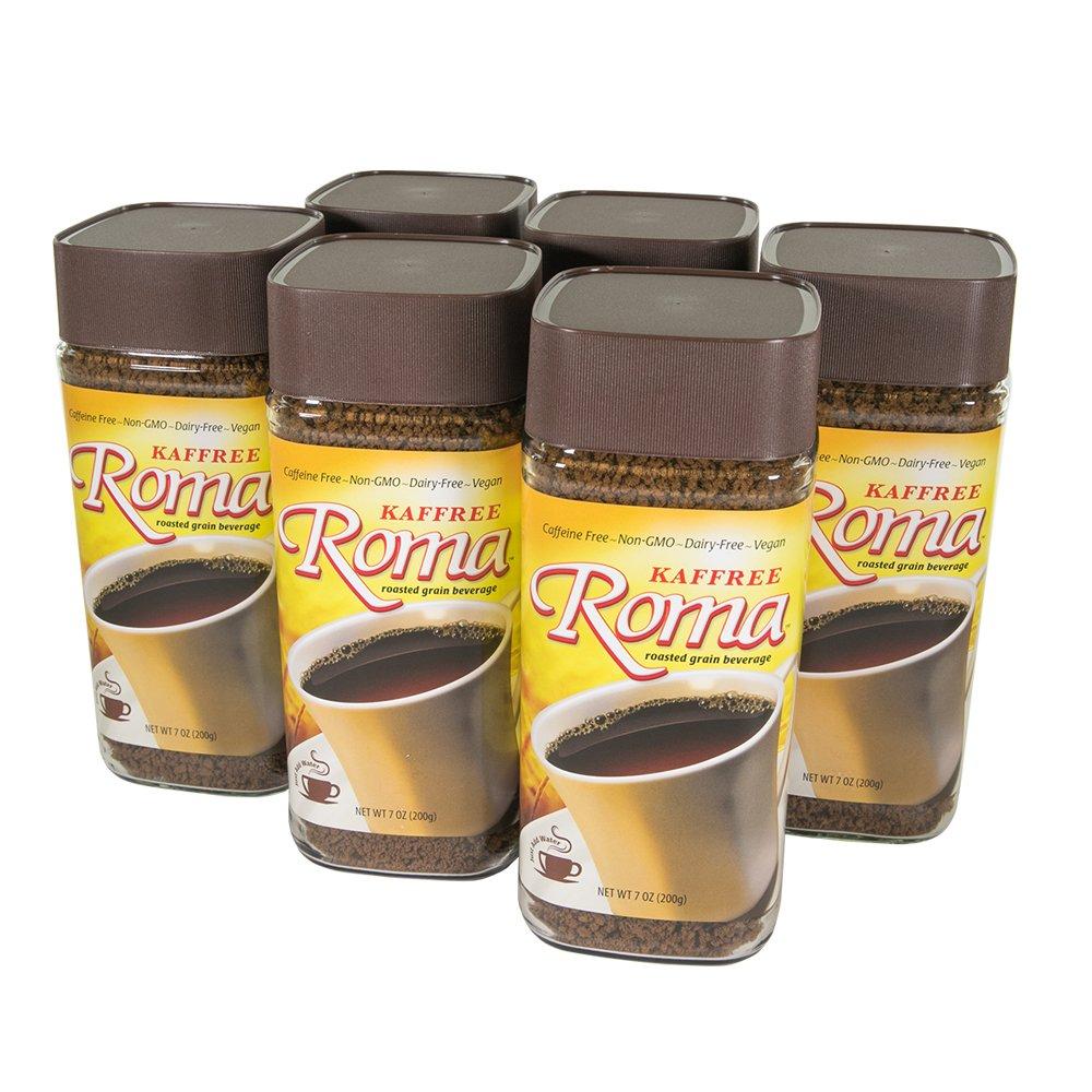 Kaffree Roma - Plant-Based - Original (7 oz.) (Pack of 6) - Non-GMO by Kaffree Roma (Image #2)