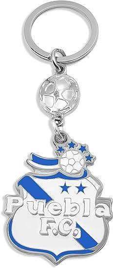 Amazon.com: Llavero Equipo de Fútbol de México Puebla ...