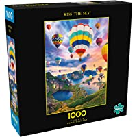 Buffalo Games Photography Kiss The Sky 1000 Piece Jigsaw Puzzle
