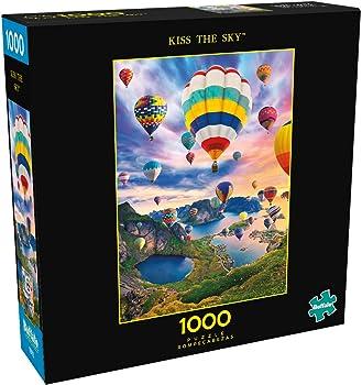 Buffalo Games Photography Kiss The Sky 1000 Piece Jigsaw Puzzle