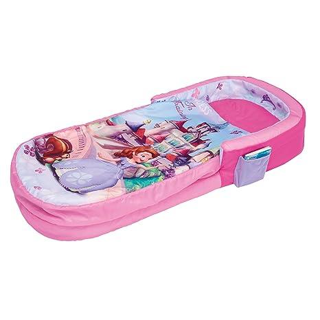 Worlds Apart mi primera cama, Princesa Sofia, Rose, hinchable ...