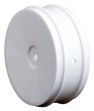 1: 10 Buggy 2 WD EVO Llanta Delantera, Color Blanco (Ae de Kyo de Serpent de Tamiya de 12 mm Hexagonal) (2 Stk.): Amazon.es: Juguetes y juegos