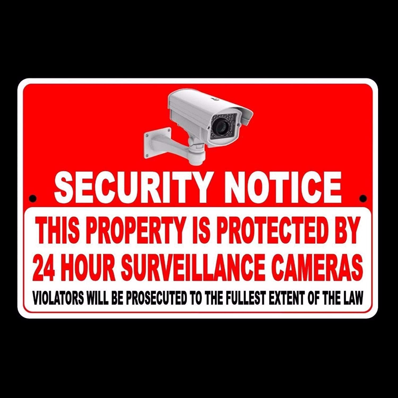 Dozili Aviso de Seguridad Esta Propiedad está protegida por ...