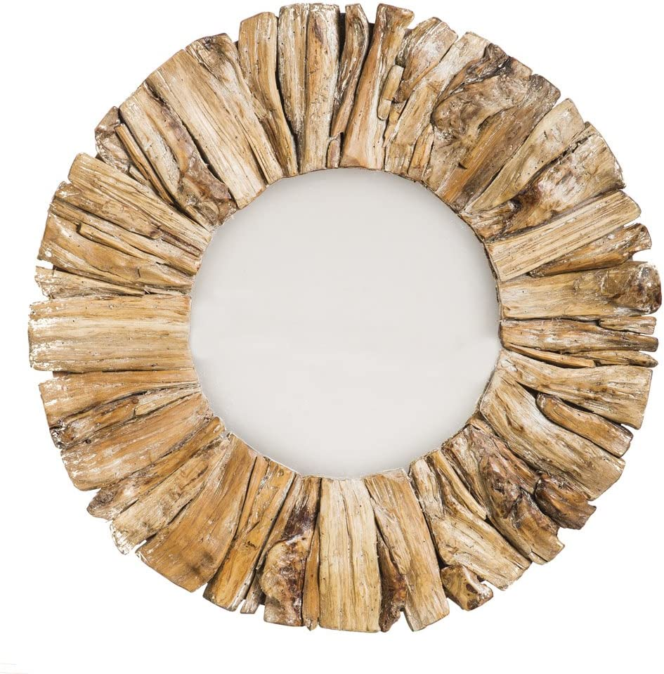 Cape Craftsmen Natural Beauty Driftwood Mirror