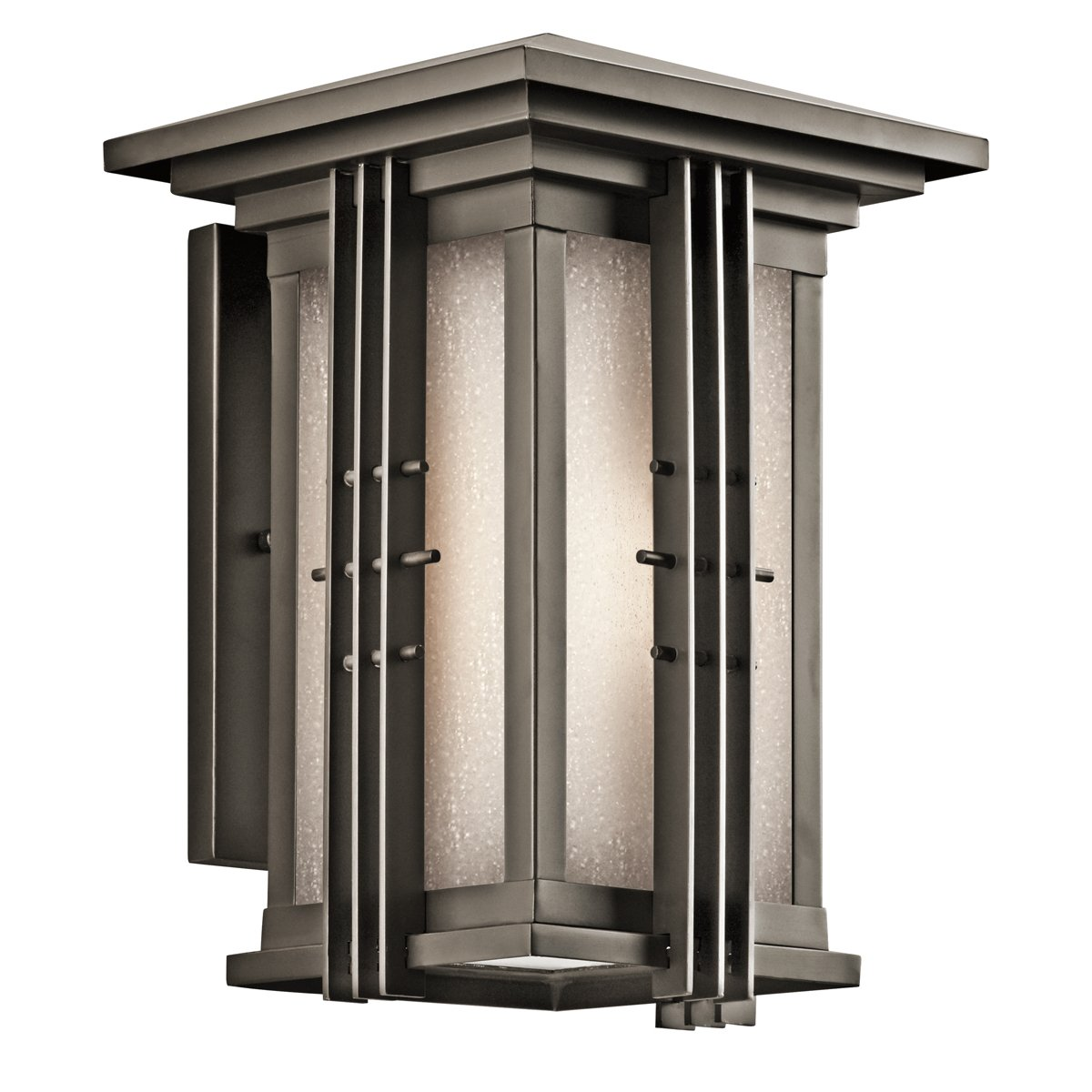 Kichler Lighting 49159OZ Portman Square Outdoor Sconce  Olde Bronze   Wall  Porch Lights   Amazon comKichler Lighting 49159OZ Portman Square Outdoor Sconce  Olde  . Kichler Lighting Outdoor Sconce. Home Design Ideas