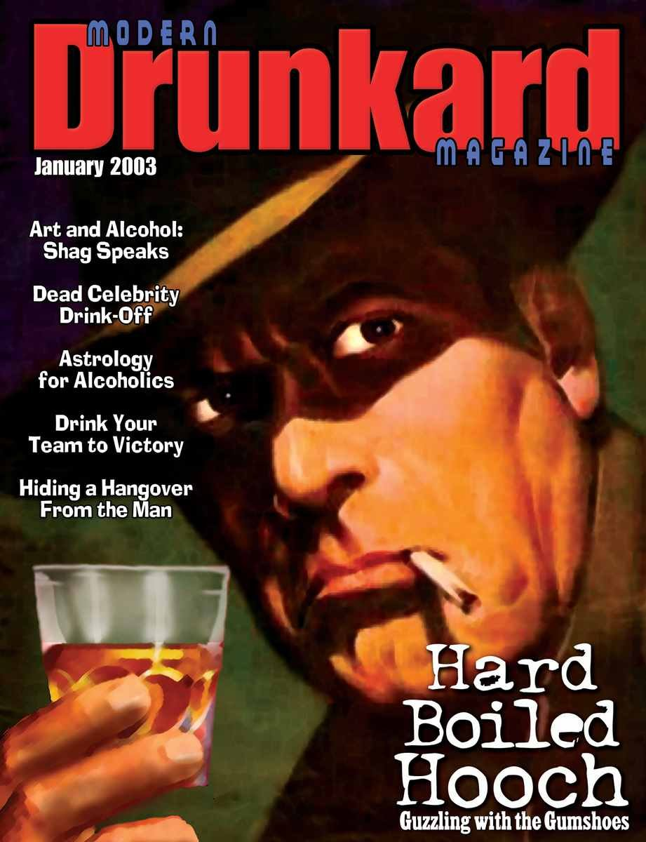 Download Modern Drunkard Magazine January 2003 ebook
