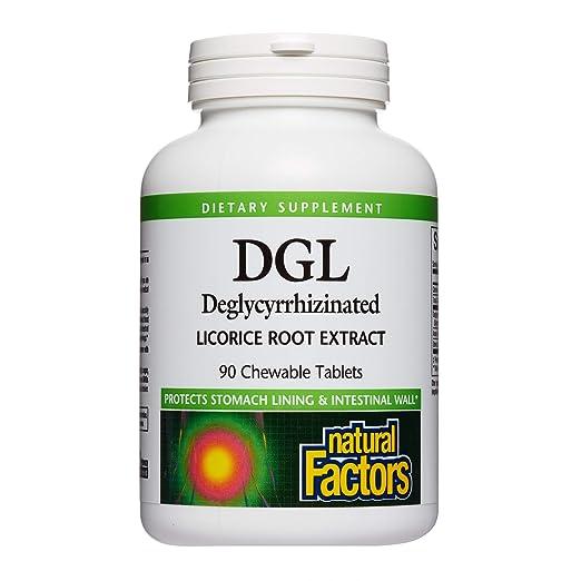 385595480b Amazon.com  Natural Factors - DGL Licorice Root 400mg