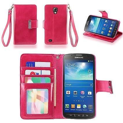Amazon.com: izengate Samsung Galaxy S4 Active I9295 elegante ...