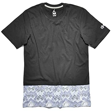 99357516 Size XXL Men's Nike BHM Short Sleeve T-Shirt Everyday wear 703137 010 Black/