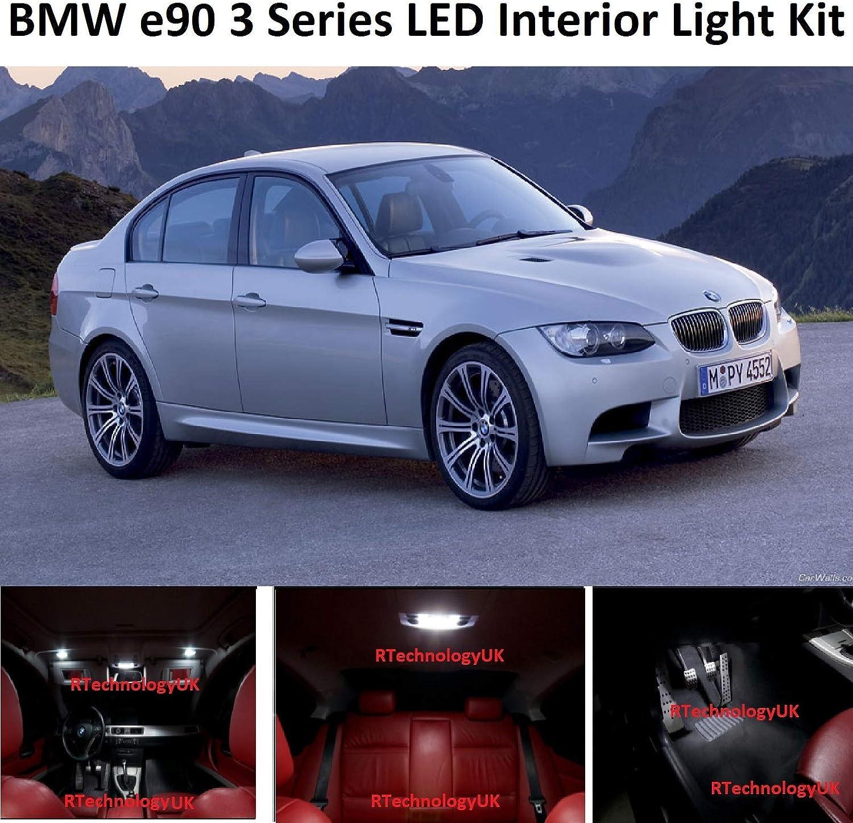 High Elephant E90 3er Serie 04 11 Led Beleuchtung Für Innenräume Weiß Auto