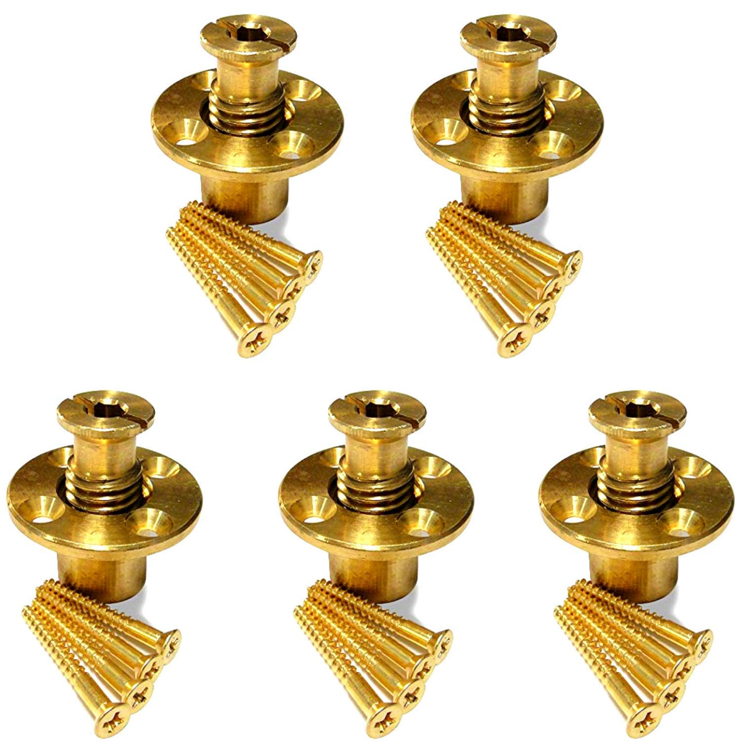 Wood Deck Brass Anchor For Pool Safety Cover 5 Pack Buy Online In Guernsey At Guernsey Desertcart Com Productid 18565452