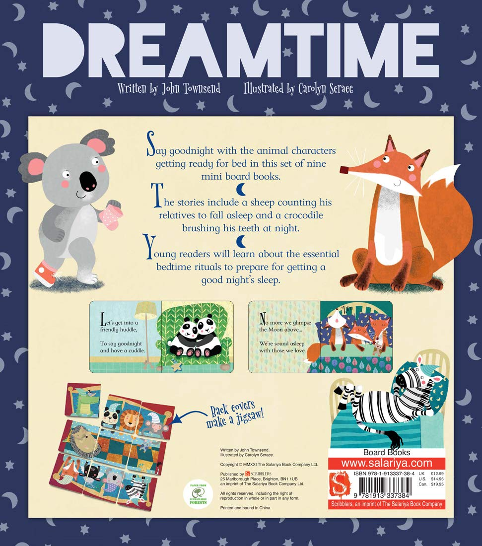 Dream Time (Tray of Books): Amazon.co.uk: John Townsend, Carolyn ...