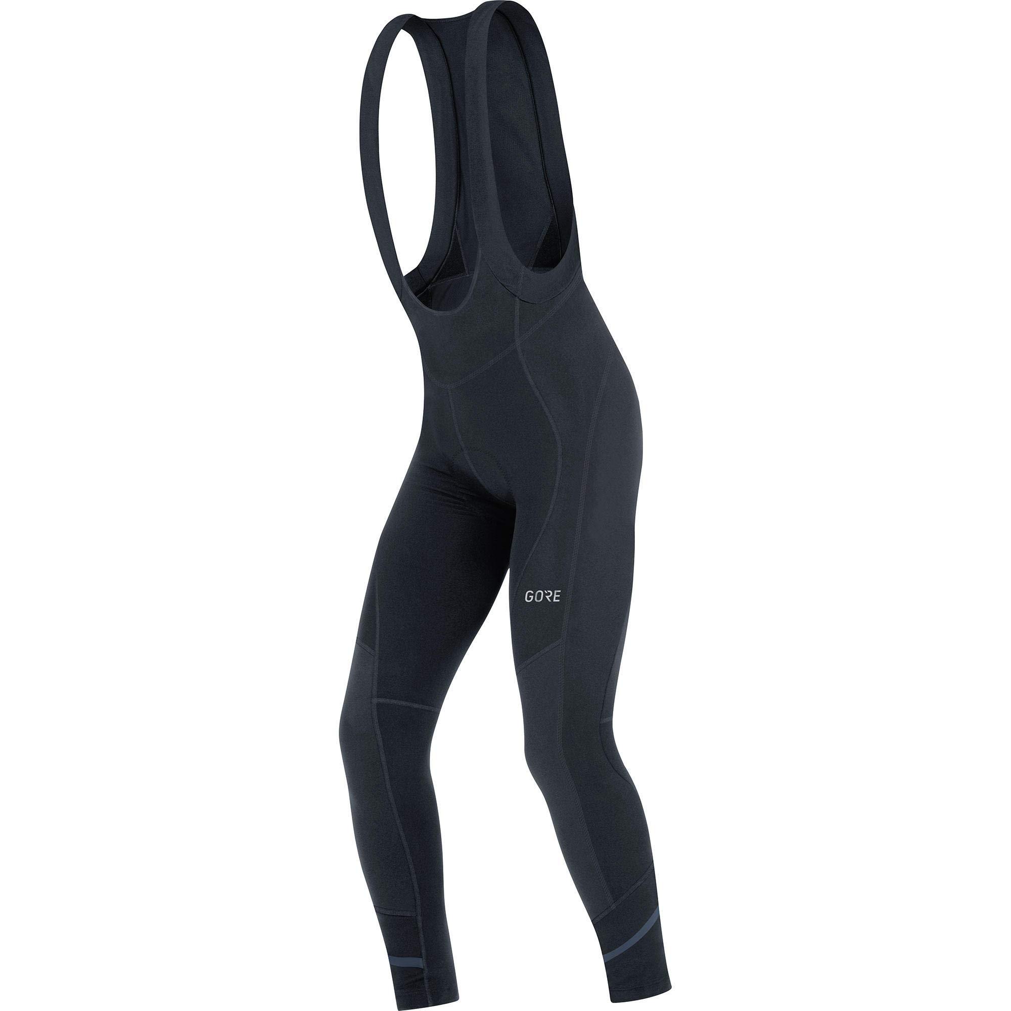 Gore Men's C5 Thermo Bib Tights+, Black, XL