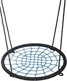 "Babrit 24"" Playground Swing Tree Swing Children Swing Indoor or Outdoor Pressembled and Easy Installation"