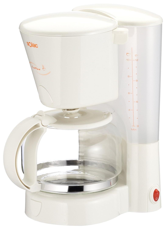 Solac CF 4000 - Máquina de café: Amazon.es: Hogar